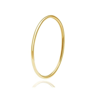 Simple Stackable Ring - Kategory Jewelry
