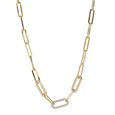 Ebba Chain Necklace - Kategory Jewelry