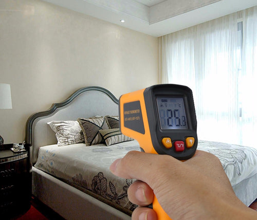 Non-Contact Infrared Temperature Thermometer - sonb9