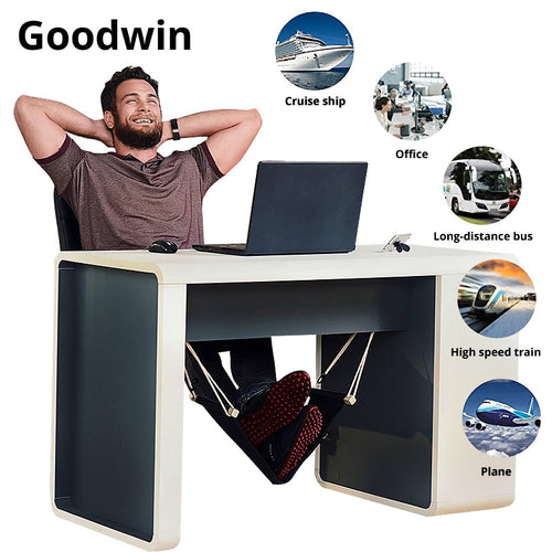 Leg Rest for Home Desks or Travel - sonb9