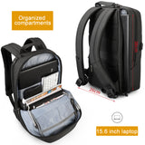 2020 Male Mochila With Flap  15.6 inch Anti theft Laptop Men Backpacks USB Charging Cool School Backpack For Boys