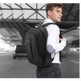 USB Waterproof Anti Theft Backpacks for Men 15.6 inch Laptop Male Backpack for Travel School Bags for Teenager Mochila