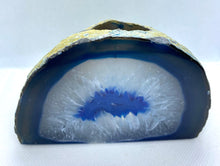 Load image into Gallery viewer, Blue Agate Candle Holder