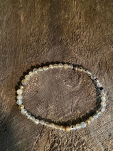 Load image into Gallery viewer, Golden Rutile in Quartz faceted bead bracelet