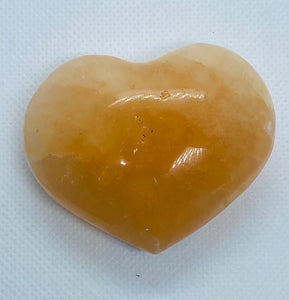 Gypsum love heart