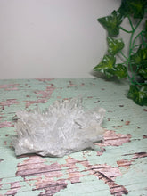 Load image into Gallery viewer, High quality Clear Quartz Crystal Cluster - home décor and table display