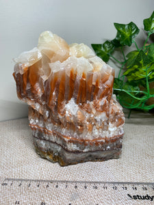 Inca Calcite display piece - home décor or office display