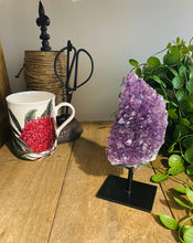Load image into Gallery viewer, Natural amethyst display piece and home decor (6)