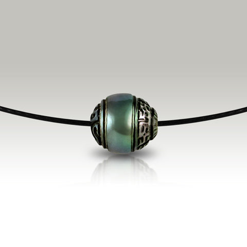 Moana Mode - Black Wire Choker