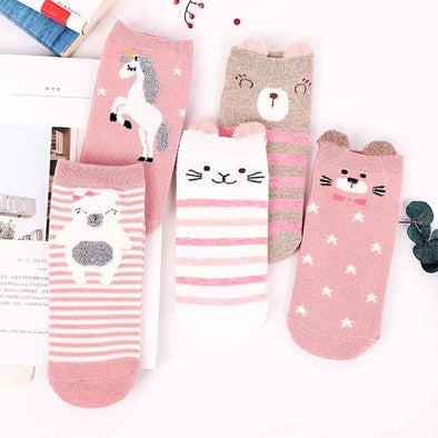 Pink Lyfe Sock Collection