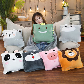 You're a Square Plushie with Blanket Collection