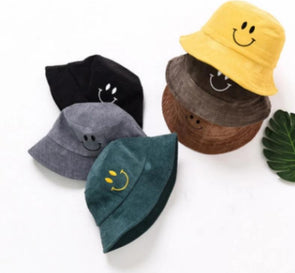 Don't Worry, Be Happy Bucket Hat