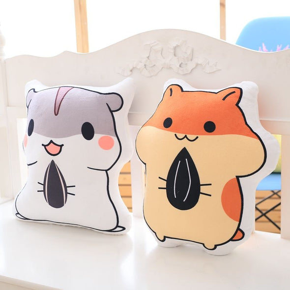 Hamster Pals Plushies