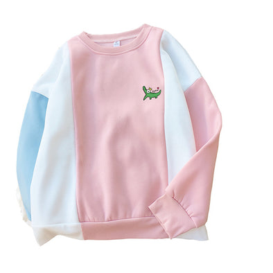 In a While, Crocodile Crewneck