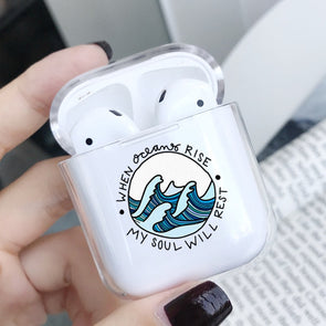 Waves Airpods Case Collection