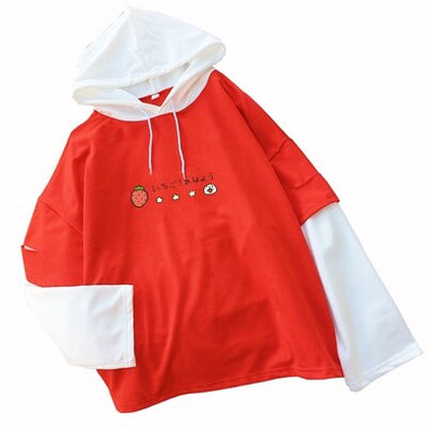 Strawberry Dreams Hoodie