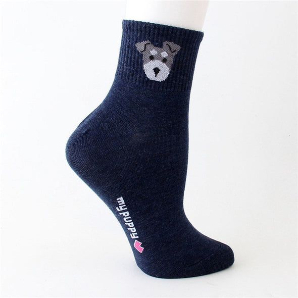 Dog Friends Sock Collection
