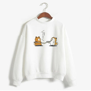 Kawaii Tug of War Crewneck