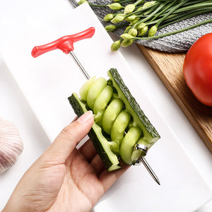 Vegetable Fruit Spiral Knife