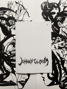 Johnny Gloom Flash Book 1