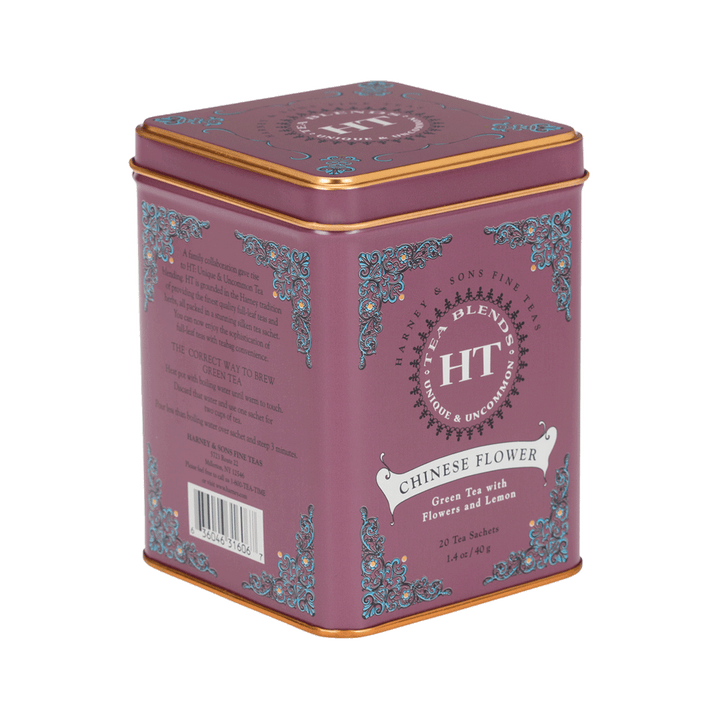 Chinese Flower Harney & Sons Fine Teas