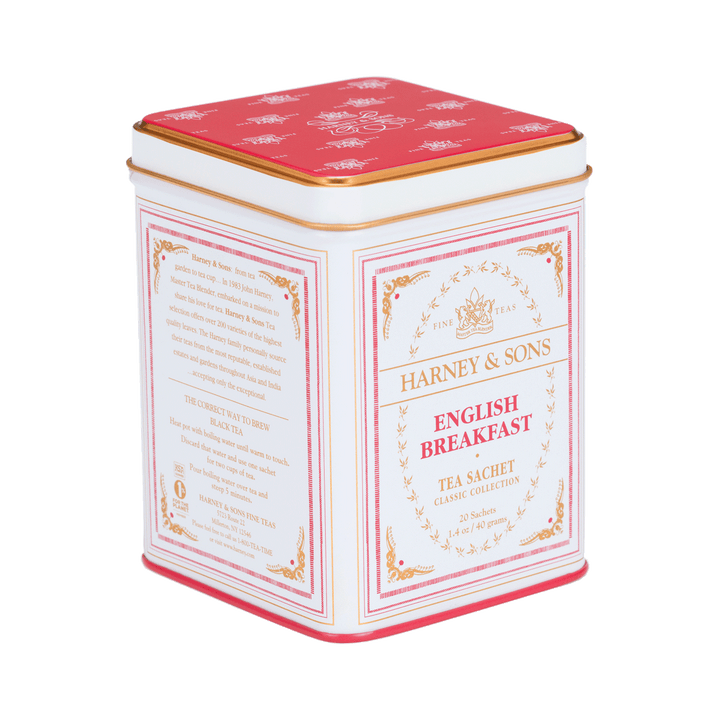 English Breakfast Harney & Sons Fine Teas
