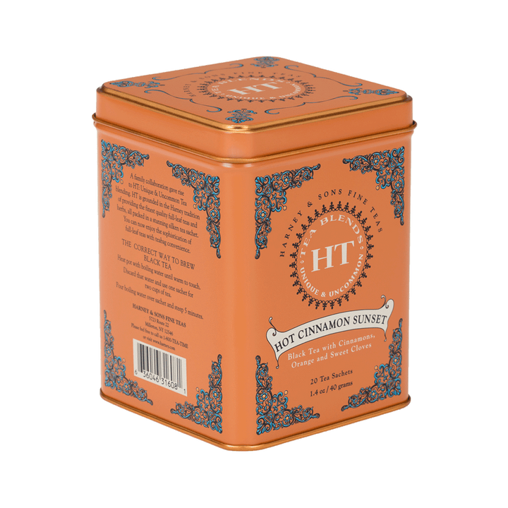 Hot Cinnamon Sunset Harney & Sons Fine Teas