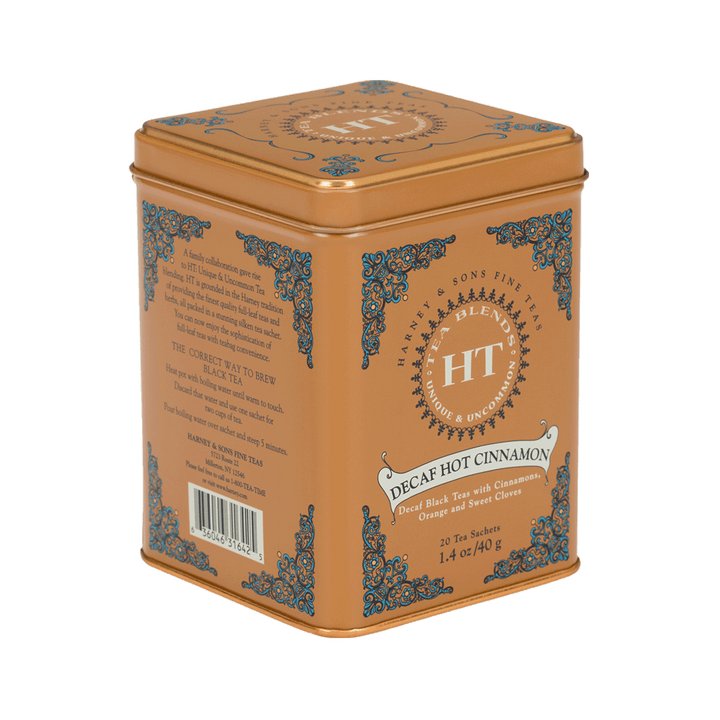 Hot Cinnamon bez kofeinu Harney & Sons Fine Teas
