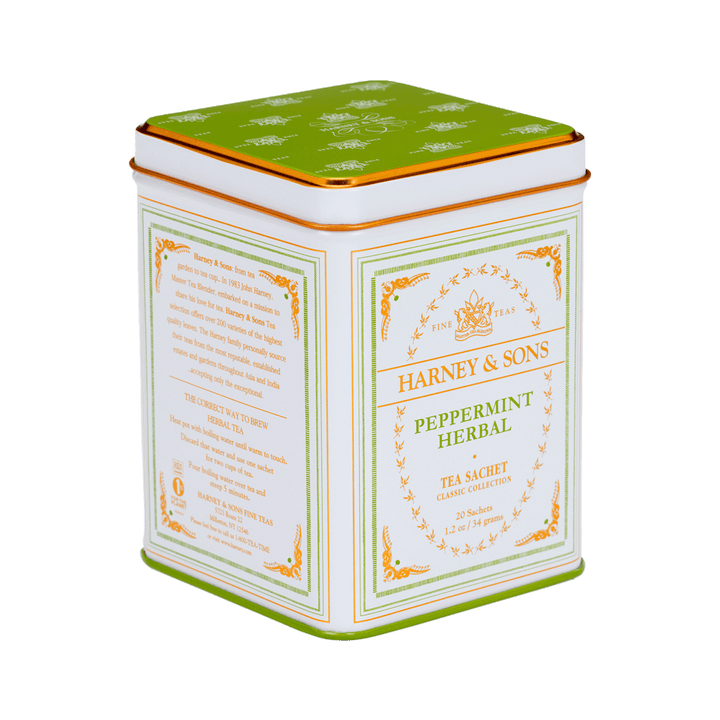 Peppermint Herbal Harney & Sons Fine Teas