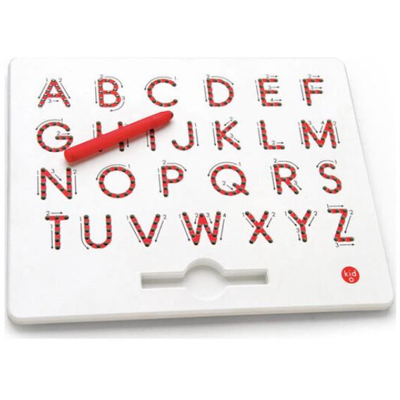 Magnatab Uppercase Letters