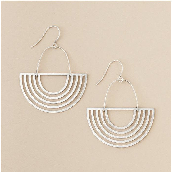 Solar Ray Earrings