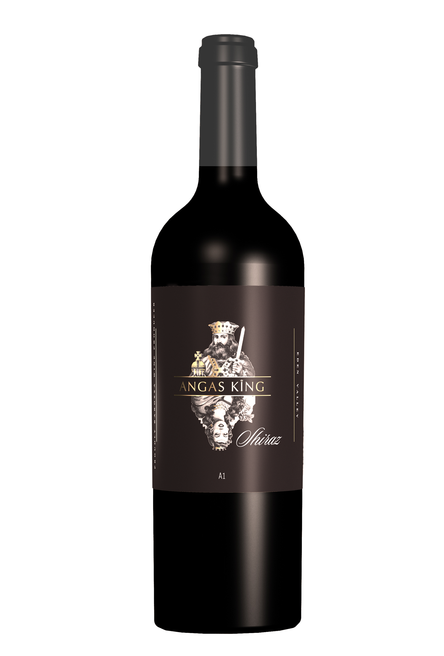 2016 Angas King  Eden Valley Shiraz  A1