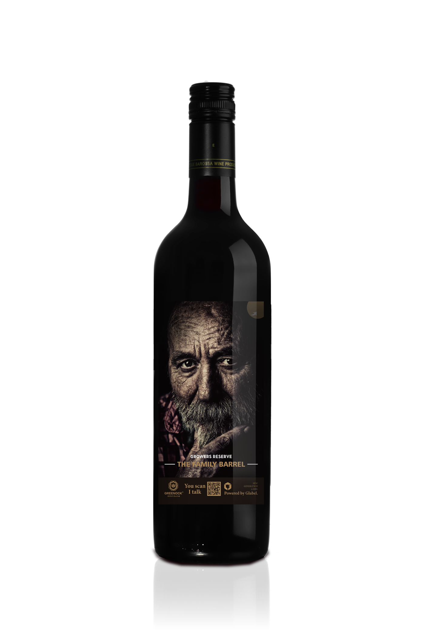 2018 Greenock Estate  The Family Barrel Shiraz - 375ml