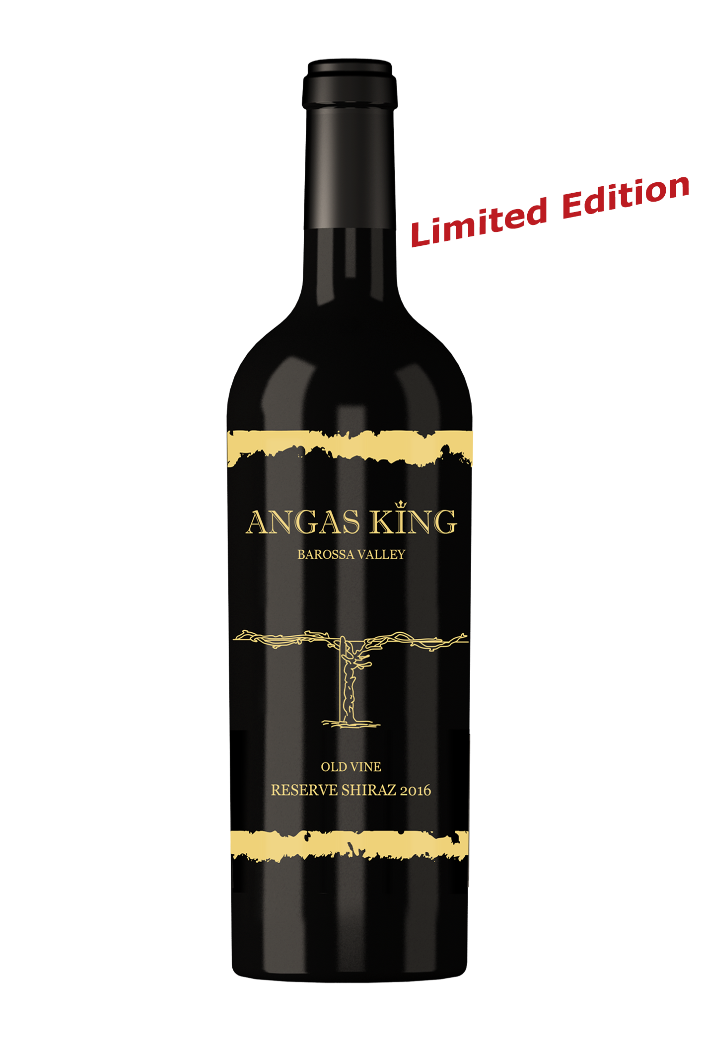 2016 Angas King Reserve Old Vine Shiraz