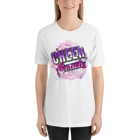 Cheer Coach Shirt - Cheer Coach Shirts