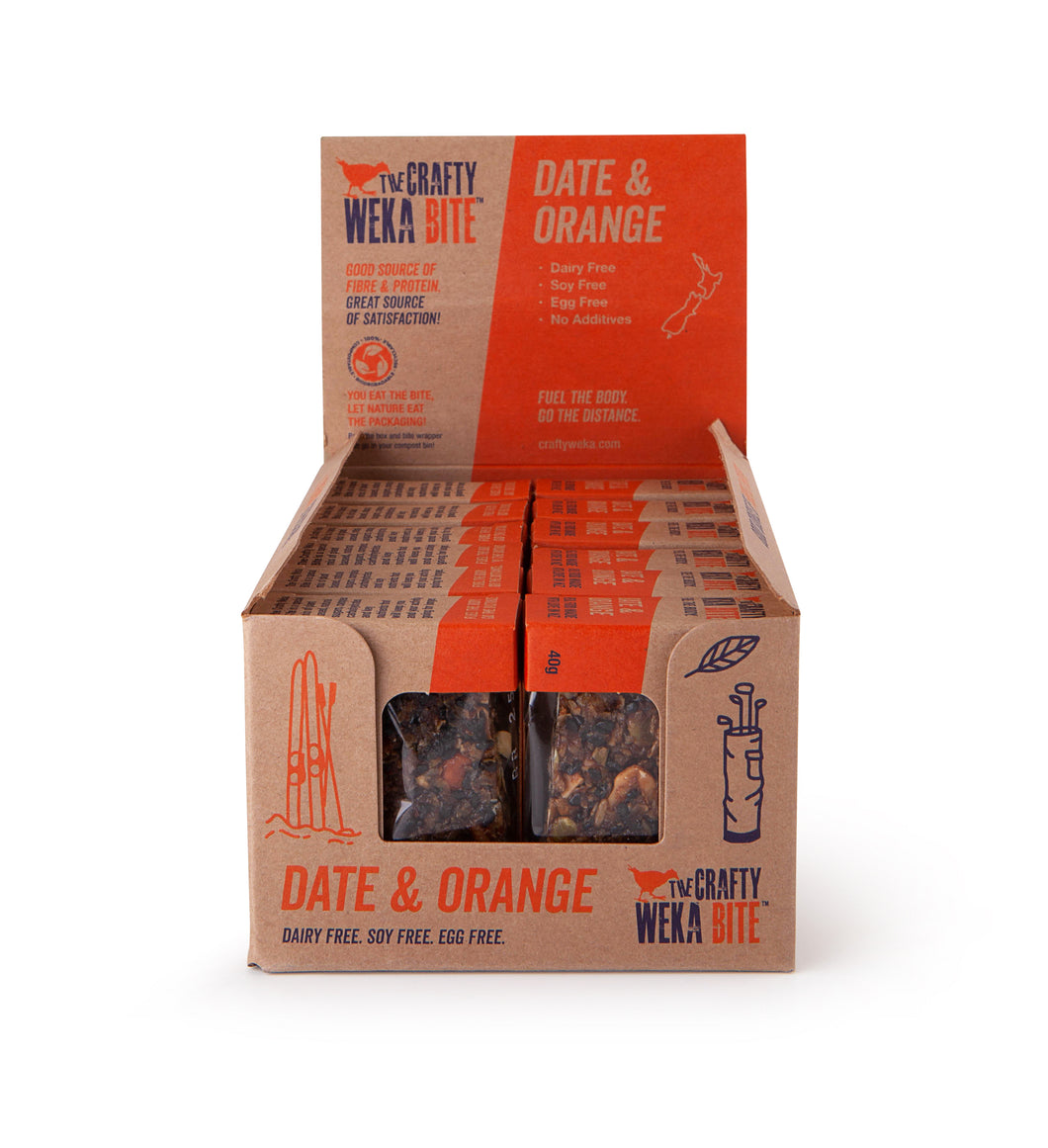 CW Bite Date and Orange - Box of 12