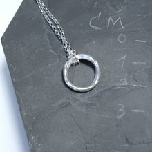 Load image into Gallery viewer, The Circle of Life - Necklace | SILVER JEWELLERY