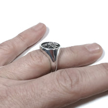 Load image into Gallery viewer, Handmade 925 silver RING Pinky Ring ELBA | SILVER RINGS