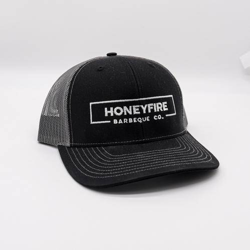Black/Grey Trucker Hat