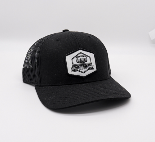 Whiskey Club Patch Hat
