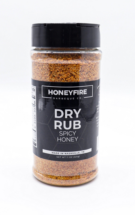 Spicy Honey Rub
