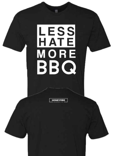 Less Hate, More BBQ
