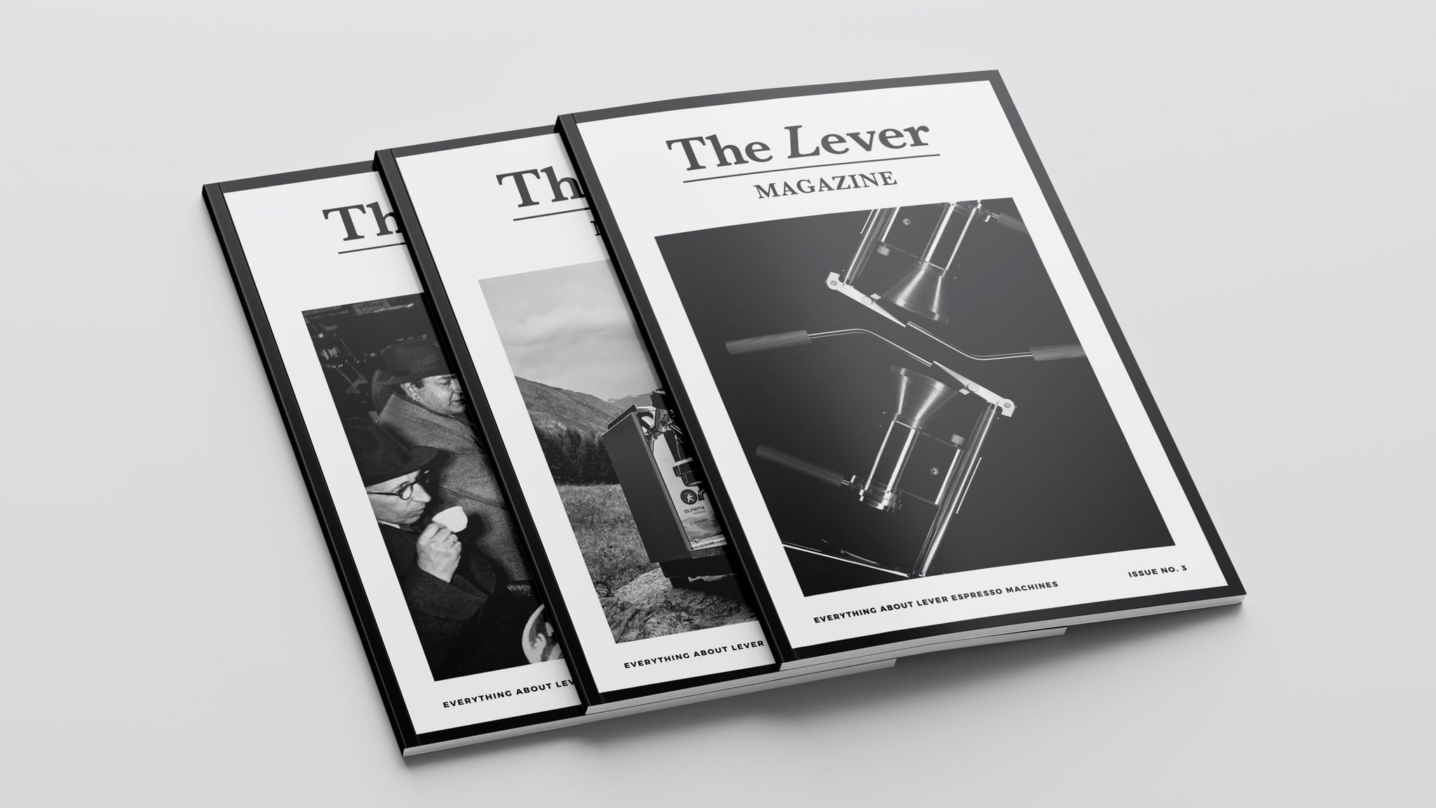 Shop  - The Lever Magazine