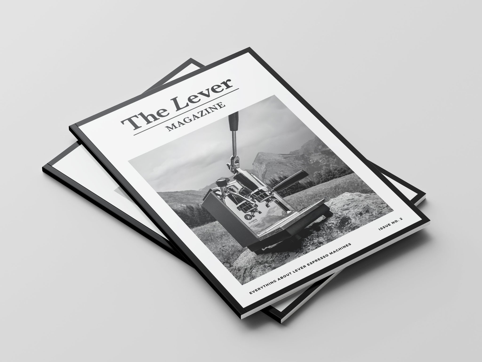 The Lever Magazine - Issue 2