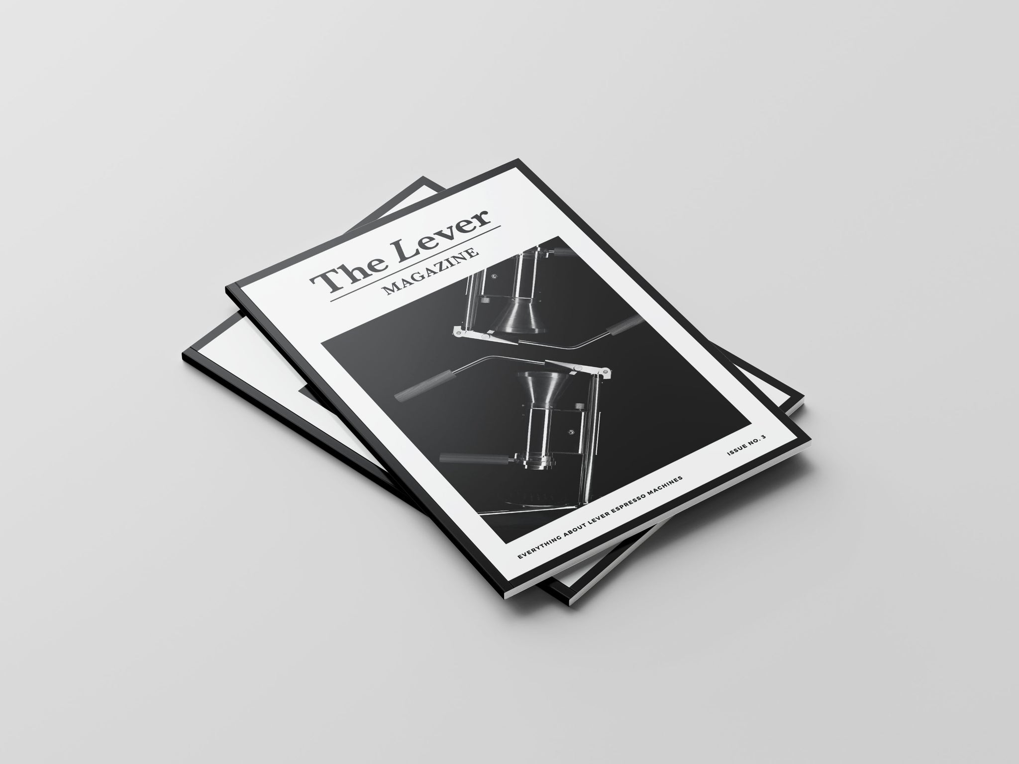 Issue 3 - The Lever Magazine