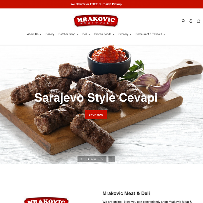 Mrakovic Meat & Deli