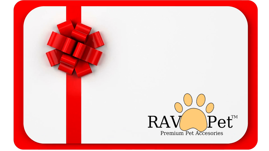 🎁 RAV Pet - Gift Card 🎁