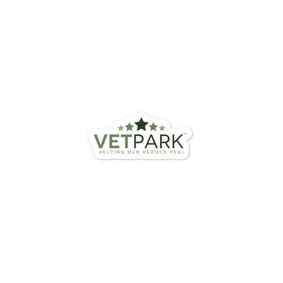 VetPark Stickers