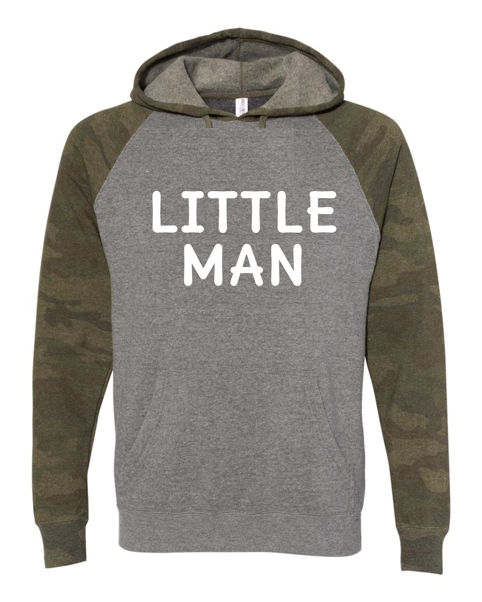 Pre-Order Little Man Sweatshirt