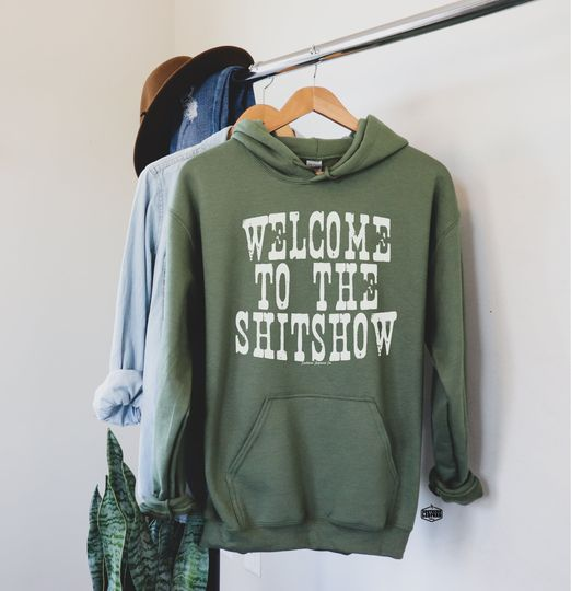Waitlist & Authorize **Welcome to the SS Hoodie